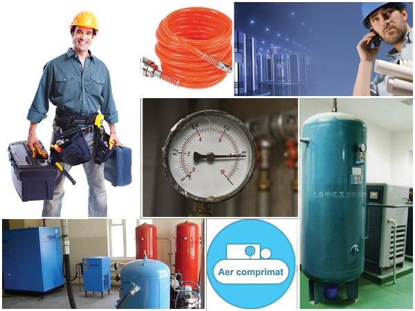 Instalatii aer comprimat - Surse de energie