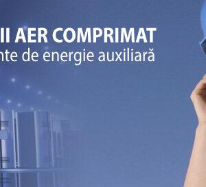 Surse de energie - Instalatii aer comprimat