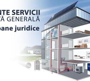 La Carpat Instal ai abonamente servicii mentenanta generala pentru companii