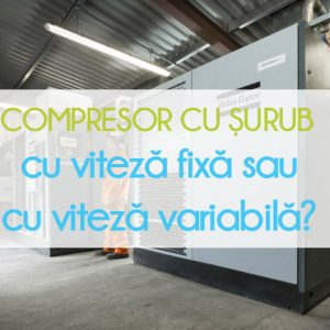 Compresor cu surub Carpat Instal