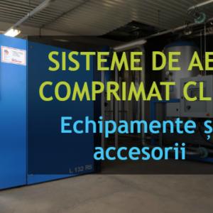 Sisteme de aer comprimat Cluj Carpat Instal