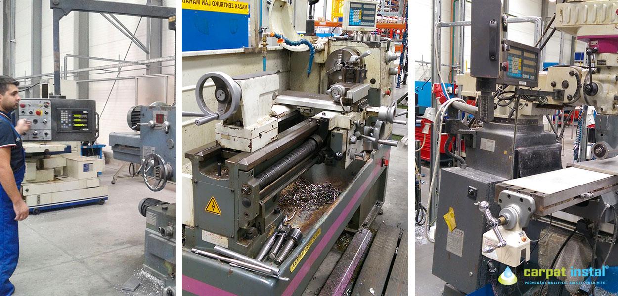 service utilaje echipamente industriale