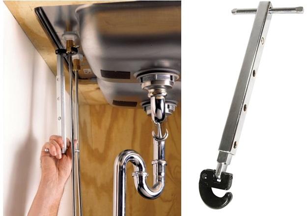 Cheie pentru bazin instalatii sanitare