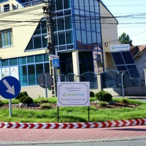 amenajari Cluj sens giratoriu 7 strazi