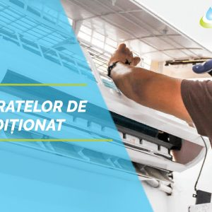 Revizia aparatelor de aer conditionat