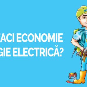 Cum sa faci economie la energie electrica