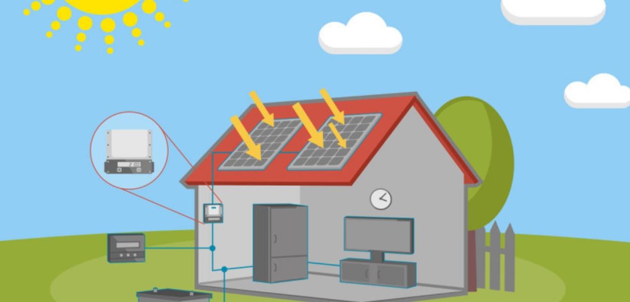 Energie electrica solara- cum sa faci economie la energie electrica