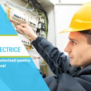 Apeleaza la electricieni autorizati pentru revizia Instalatiilor Electrice!