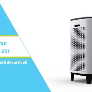 Beneficiile unui purificator de aer